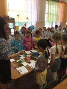 Занятия посетили студенты Медакадемии