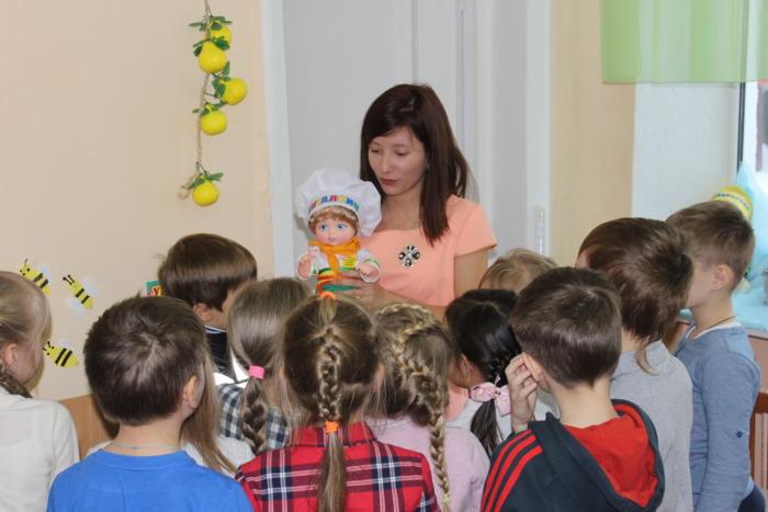 В детском саду № 92 осваивают программы обучения с валео-куклами Ивановской фабрики игрушки