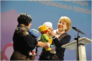 Валеоигрушки на Забайкальском женском форуме